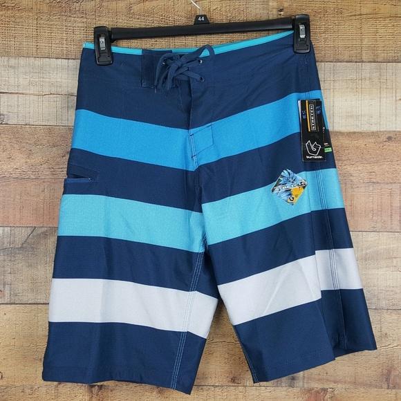 cdfe034b00 burnside Swim | Stretch Board Shorts Mens Size 28 Multi | Poshmark